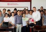 Lớp học Quy trình Scrum của công ty Axom - Active tại Đại học Duy Tân