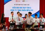 DTU Ký kết Hợp tác Toàn diện với Công ty TNHH Phần mềm FPT